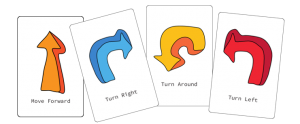 Instruction Cards required to play the basic game